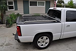 BAK Industries R15101 RollBak G2 Aluminum Hard Retractable Tonneau Bed Cover
