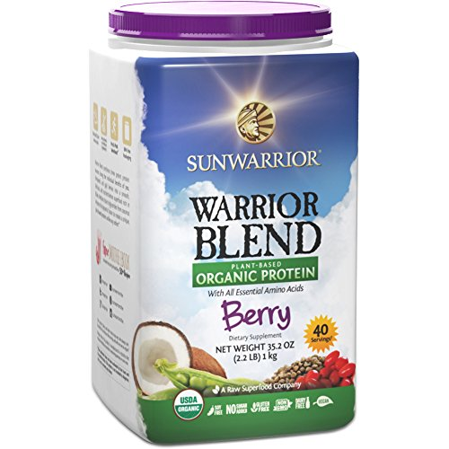 Sunwarrior-Warrior-Blend-Raw-Plant-Based-Protein-40-Servings-22-lbs