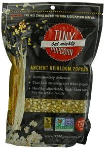 Tiny But Mighty Heirloom Popcorn ~ virtually hulless Non-GMO popping corn