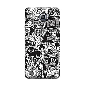 Digi Fashion Designer Back Cover with direct 3D sublimation printing for Samsung Galaxy Note 5 Edge