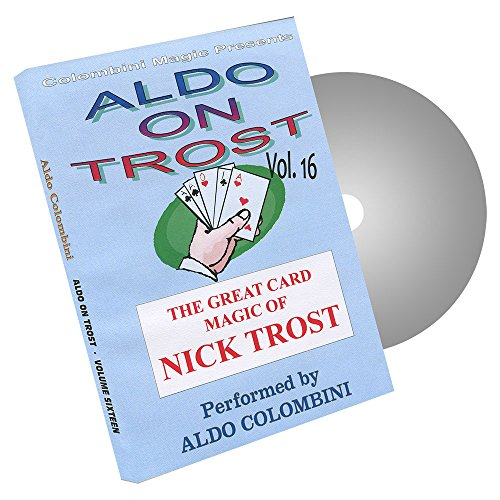 MMS Aldo on Trost Volume 16 by Wild-Colombini Magic - DVD