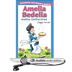 Amelia Bedelia Audio Collection - Peggy Parish