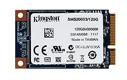 Kingston SSDNow mSATA 120GB Solid State Drive (6Gbps)