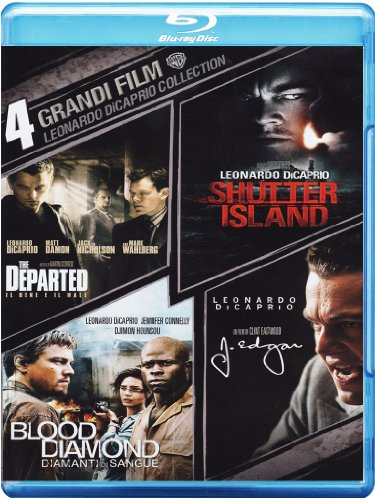 Leonardo Di Caprio 4 Grandi Film 4 Blu Ray PDF
