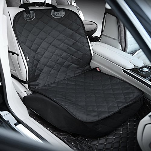 xcellent global pet car seat cover for bucket seats with dog seat belt restraint for cars. Black Bedroom Furniture Sets. Home Design Ideas