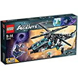 LEGO Agents 70170: UltraCopter vs. AntiMatter