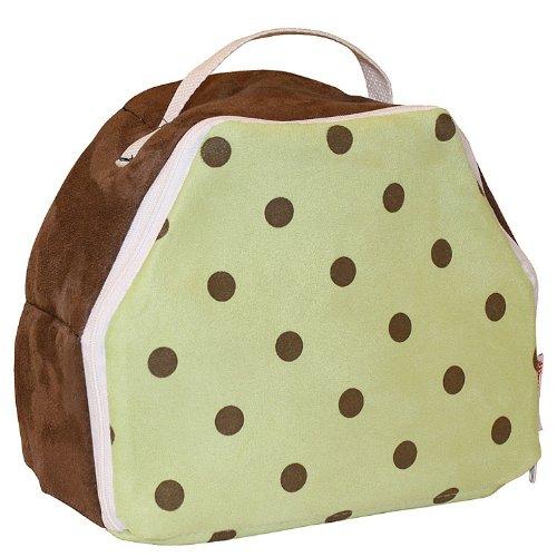 Hoohobbers Munchbox, Dots Green