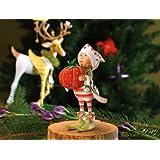 Patience Brewster Prancer's Tailor Elf Ornament