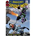 The Amazing Spider Hardcover Book