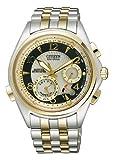 CITIZEN (シチズン) 腕時計 COMPLICATION コンプリケーション Eco-Drive エコ・ドライブ ミニッツリピーター BL9004-74P