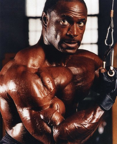 LEE HANEY BODY BUILDING LEGEND 8X10 HIGH GLOSSY SPORTS ACTION PHOTO (O) by jcgsports [並行輸入品]