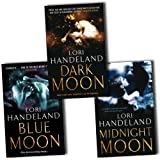 Lori Handeland Lori Handeland Night Creature 3 Books Collection Pack Set RRP £20.97 (Blue Moon, Dark Moon, Midnight Moon)