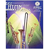 Easy Hymn Favorites (Trumpet in B flat) (Book and CD) (0825840406) by Larry Clark