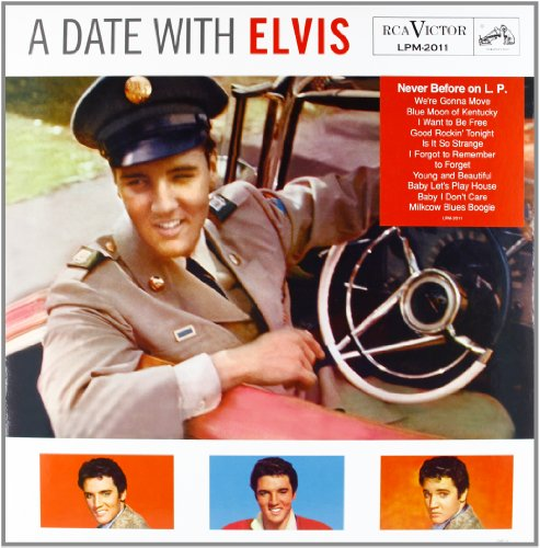 Elvis Presley: a Date With Elvis