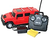 Little Grin Hummer Remote Control Model Car Scale 1:16 With Charger Kit Gift Toy For Kids