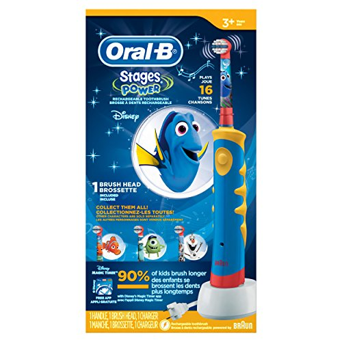 Oral-B Stages Power Brush for Kids (Pack of 6)