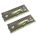 Patriot PGS24G6400ELK 4 GB (2 X 2 GB) Gaming Series DDR2 Pc2-6400 Enhanced Latency Dimm Kit