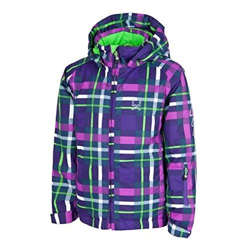 Color Kids Timbay Kinder Jacke Winterjacke Ski und Snowboardjacke Heliotrope günstig bestellen