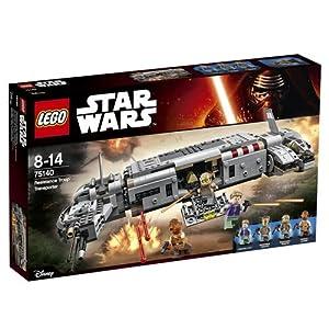 Lego Star Wars Resistance Troop Transporter 75140