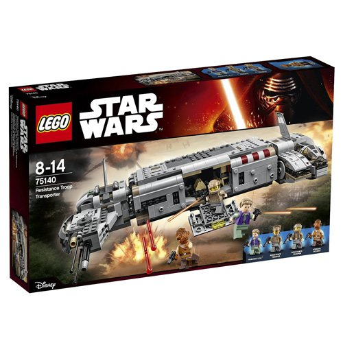 LEGO  Star Wars 75140 - Resistance Troop Transport