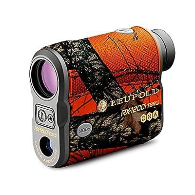 LEUPOLD RX-1200i TBR/W with DNA Laser Rangefinder Mossy Oak Blaze Orange OLED Se from Leupold