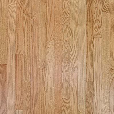 "1 1/2"" x 3/4"" Red Oak Select & Better Grade Unfinished Solid Wood Flooring Samples at Discount Prices by Hurst Hardwoods"