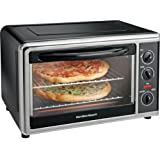 Convection Oven & Rotisserie Fits A 9in X 13inpan Or Two Pizzas