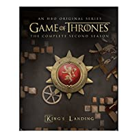 Game of Thrones - Season 2 (Limited Edition Steelbook - Exclusive to Amazon.co.uk) [Blu-ray]