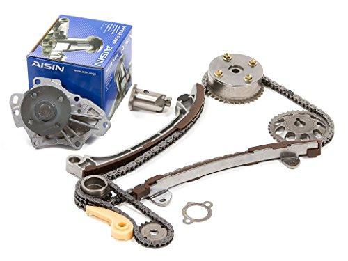 98-02 FORD Timing Chain Kit w Water Pump /& Oil Pump 4.6L SOHC V8 W//O Gears