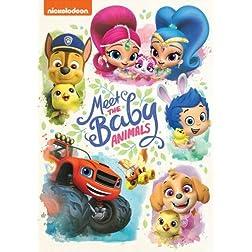 Nick Jr: Meet the Baby Animals