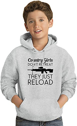 country-girls-dont-retreat-the-just-reload-slogan-los-ninos-hoodie-ligero-lightweight-hoodie-for-kid