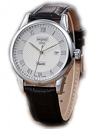 Men Business Watches With Scratch-Resistant Face Calendar Watches