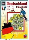 Was ist was: Rätselheft Deutschland, Stadt, Land, Fluss