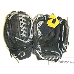 Buy DeMarini Diablo Dark A0725 725 series 11 3 4 leather baseball glove NEW by DeMarini