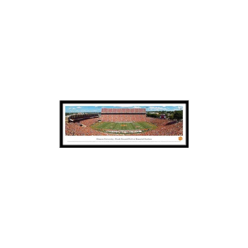 Williams Brice Framed Panoramic Stadium Print 1949U