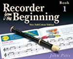 Recorder from the Beginning: Pupil's...