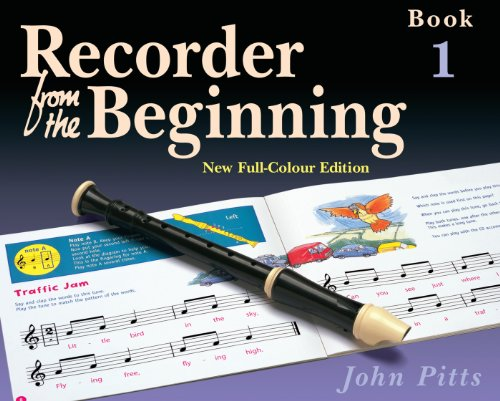 recorder-from-the-beginning-pupils-book-1