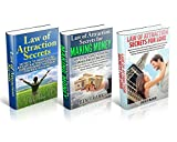img - for Law of Attraction Secrets Box Set: Law of Attraction Secrets, Law of Attraction Secrets for Making Money, and Law of Attraction Secrets for Love (thesuccesslife.com Book 12) book / textbook / text book