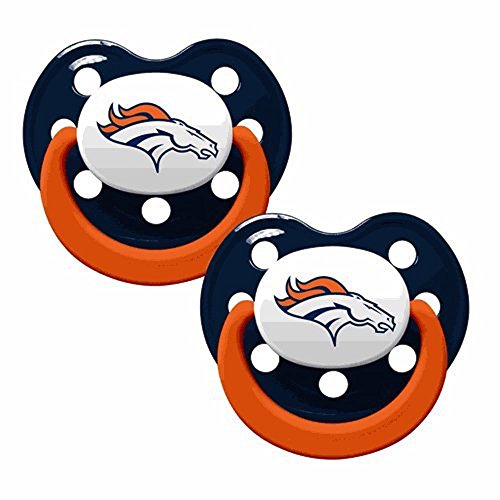 Baby Fanatic Pacifier, Denver Broncos