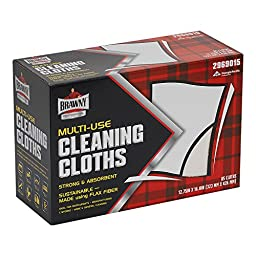 Brawny Professional Multiuse Cleaning Cloths, Wipers (85 ct.)