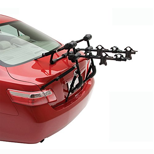 Hollywood Racks F6 Expedition 3-Bike Trunk/Bumper Mount Rack (Car Bike Rack Prius compare prices)