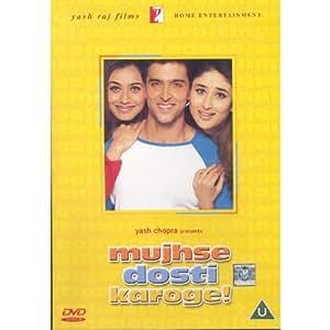 Mujhse Dosti Karoge! (2002) - Hrithik Roshan - Rani Mukherjee - Kareena Kapoor - Bollywood - Indian Cinema - Hindi Film