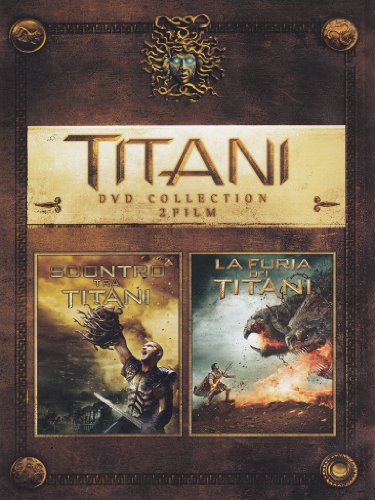 Titani - Scontro tra titani & La furia dei titani (DVD collection) [IT Import]