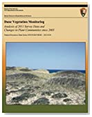 Dune Vegetation Monitoring: Analysis of 2011 Survey Data and Changes in Plant Communities since 2005
