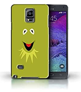 PrintFunny Designer Printed Case For Samsung Galaxy Note4