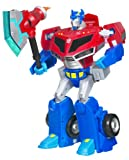 Transformers Animated Supreme - Roll Out Command Optimus Prime