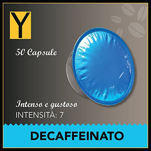 50 CAPSULE LAVAZZA A MODO MIO - DECAFFEINATO