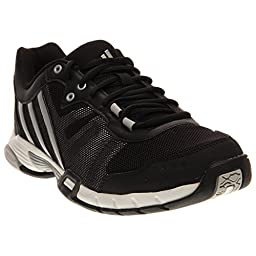 Adidas Volley Team 2 Womens Shoe 10 Black-Grey-White
