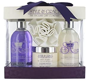Style and Grace Perfect Pamper Collection