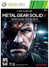 Metal Gear Solid V Ground X360